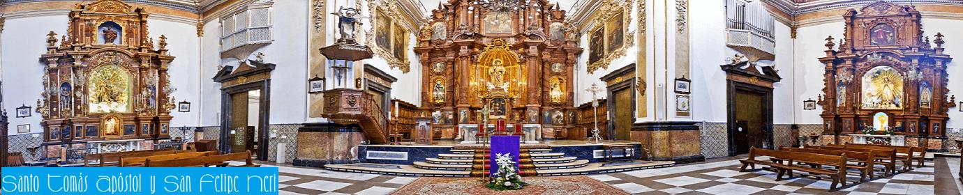 Parroquia Sto. Tomás Ap. y S. Felipe Neri. Valencia